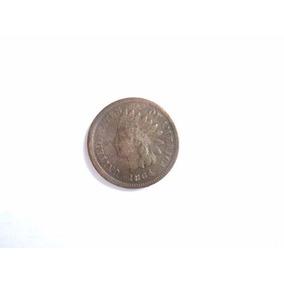 Moneda 1864. Guerra Civil De Eu