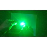 Led Lampada Cree Q5 180 Lumens Luz Verde Led De Caçar