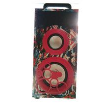 Bocina Bluetooth Recargable Usb Micro Sd 3.5 Mp3 Inalambrica