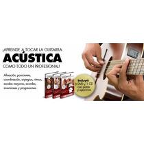 Guitarra Acustica 3 Dvd