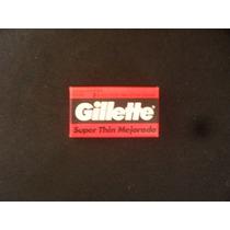 Hojas De Afeitar Gillette