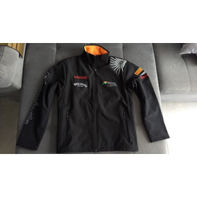 3c2200ff29953 Jaqueta Softshell Oficial Da Equipe Force India De Formula 1