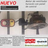 Ventilador Fm Motor De Ventilador Repuesto De Ventiladores