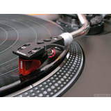 Portacapsula Technics Y Capsula Aguja Ortofon Red #3