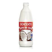 Leche De Coco Light En Vidrio - Sococo