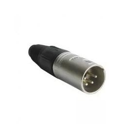 Neutrik Nc4mx Ficha Conector Canon Xlr Macho A Cable 4 Pines