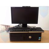Computadoras Baratas Hp 4gb Ram Cibercafe +lcd Core 2 Duo
