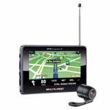 Gps Automotivo Camera Ré 4.3 Tracker Multilaser Tv Digital