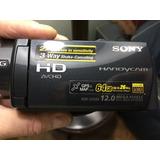 Videocamara Sony Hdr-cx 520 Con Manual, 2 Baterias,inmaculad