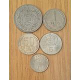 Lote De Monedas Chilenas