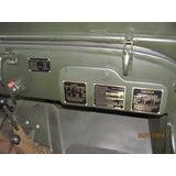 Placas Para Os Jeep Militar E Civil Willys Ford (mb E Gpw)