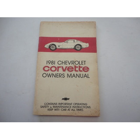 Manual chevrolet lumina outros no mercado livre brasil manual proprietrio chevrolet corvette 1987 fandeluxe Images