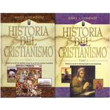 Historia Del Cristianismo Justo Gonzalez Pdf Tomo 1 Y 2