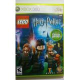 Video Juego De Lego: Harry Potter Years 1-4 En Buen Estado