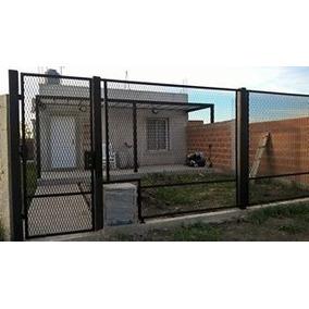 Rejas- Frentes - Puertas Y Portones
