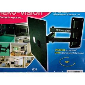 Base De Tv Con Brazo Extensor Lcd 13 A 42 Plasma Led
