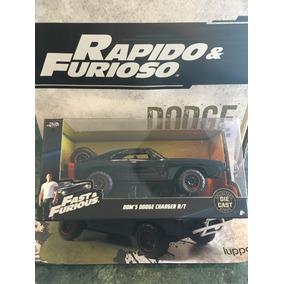 Coleccion Rápido Y Furioso Doms Dodge Charge 1:43 Jada N 7