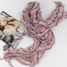 Ropa De Mujer Americana: Blusas Dama/ Bufanda Mod53