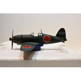 Maqueta De Avion Mitsu Franklin Mint Collection Esc: 1/48