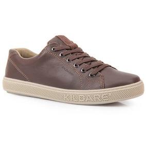 Sapato Kildare Ru211 Capri Em Couro Natural - Casa Aliel