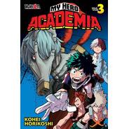 My Hero Academia - N3 - Ivrea - Sobrecubierta
