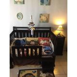 Recamara Completa Para Bebe (cuna,cajonera,etc) Petit Corner