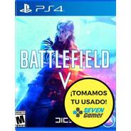 Battlefield V Ps4 Fisico Sellado