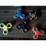 Set De 5 Fidget Spinners Rojo Azul Negro Amarillo Envio Grat