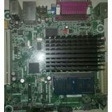 Mini Mother Intel® Desktop Board D425kt Microonboard + 1gb