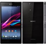 Celular Desblo Sony Xperia Z Ultra Preto Tela 6.4 Vitrin
