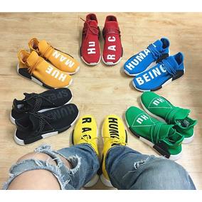 Zapatillas adidas Human Race Hombres, Damas
