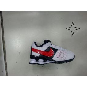 Tenis Nike Shox Deliver Masculino/feminino Bebe/infantil