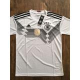 Camiseta Alemania Original Mundial Rusia 2018