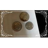 Moneda Antigua De Venezuela De 25 Centimos De 1990, 2007