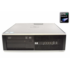 Pc Hp 6005 Phenom X4 750gb Hd 6gb Ram Video Dedicado