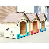 Casa Grande Para Perros