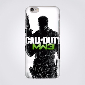 Funda Para Celular Call Of Duty Modern Warfare Mw3 Xbox Game