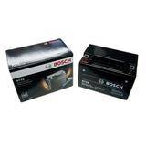 Bateria Moto Bosch Ytx9 Bosch Btx9 Gel Generador Electrico
