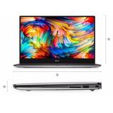 Dell Xps 13 9360 13.3 Fhd Infinityedge 7ma Gen - A Pedido