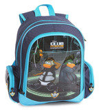 Mochila De Costas G Disney Club Penguin Dermiwil - 51420