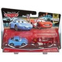 Disney Cars Pack X2 Mc Queen Y Sally Radiator Springs Mattel