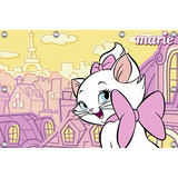 Gata Marie - 1,50 X 1,02m Painel Infantil Decorativo Mickey