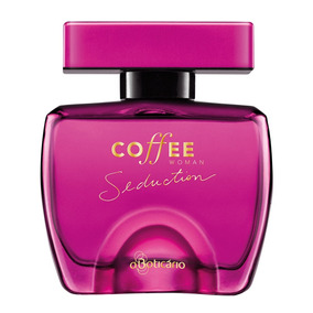 Perfume Coffee Woman Seduction Des. Colônia, 100ml Boticário