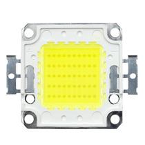 Chip Super Led Branco Frio 50w Refletores Lanternas Projetos