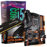 Combo Actualizacion Pc I5 8400 + Mother Z370 Gaming + 8 Gb