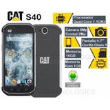 Cat S40 Caterpillar Dual 4g Lte 16gb Indestructible Liberado