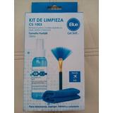 Kit De Limpieza Iblue Cs1003 Portable 100ml+paño+brocha Mirf