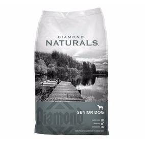 Diamond Naturals Senior 35 Libras/15.88 Kilos ¡envío Gratis!