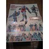 Poster Doble Japones De Southern Cross Robotech!!!