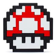 Honguito/toad - Pixel Super Mario Figura Impresa En 3d